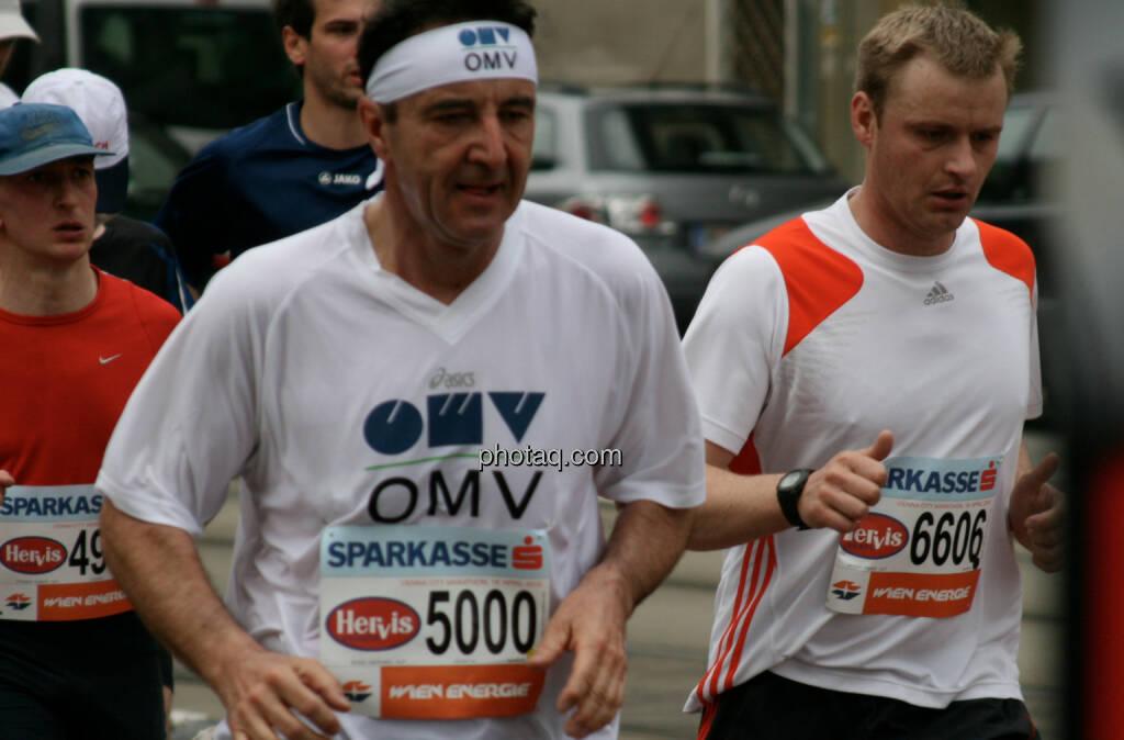 OMV-Chef Gerhard Roiss (12.04.2014)