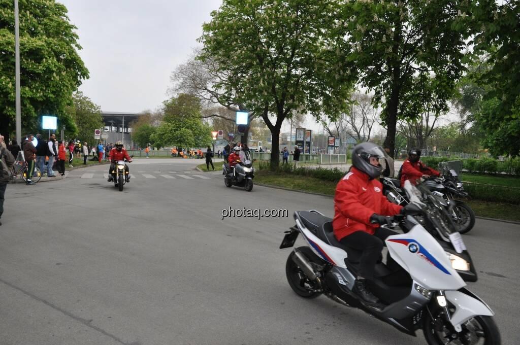 Motorroller VCM 2014, © Josef Chladek für finanzmarktfoto.at (13.04.2014)