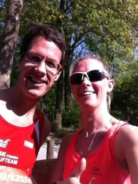 Christian Scheid (Zertifikate Austria, Trader eines starken wikifolio ), Nina Bergmann (finanzen.net). Beide sind Runplugged Betatester (13.04.2014)