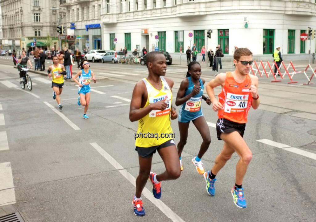 Vienna City Marathon (13.04.2014)
