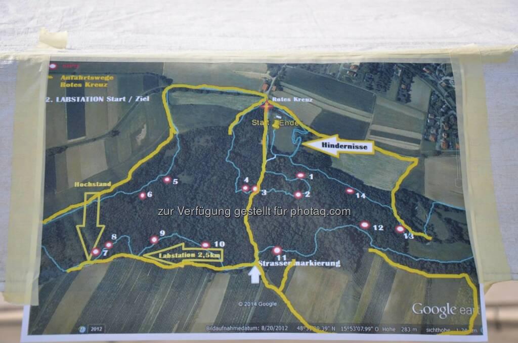 Gatsch Enten Crosslauf in Großmeiseldorf, © Andreas Kalchbrenner, Onzoone MediaCommunications GmbH (14.04.2014)