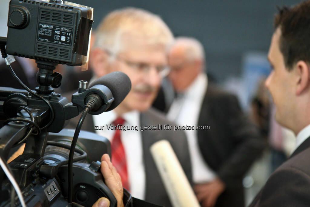 Kamera, Interview, © wikifolio (14.04.2014)