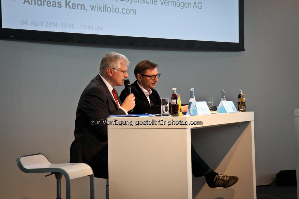 Andreas Kern wikifolio, © wikifolio (14.04.2014)