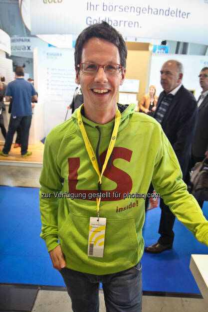 Christian Scheid im LS Jumper wikifolio, © wikifolio (14.04.2014)