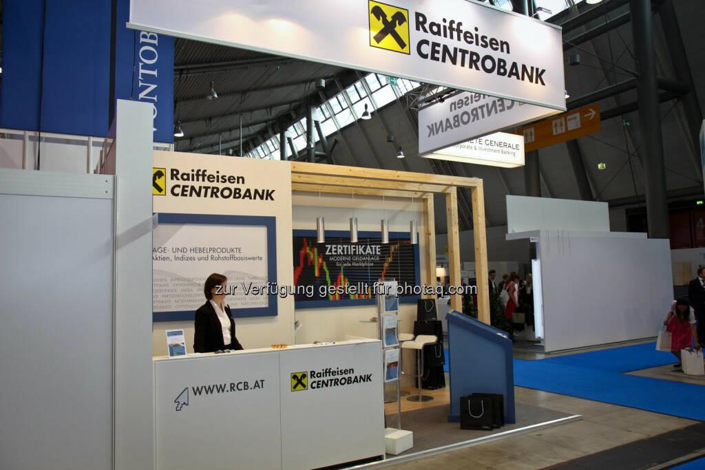Raiffeisen Centrobank, © wikifolio (14.04.2014)
