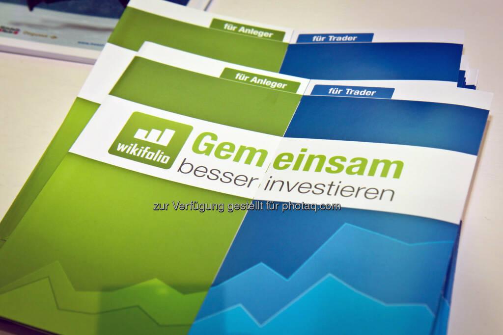 wikifolio Geimsam besser investieren, © wikifolio (14.04.2014)