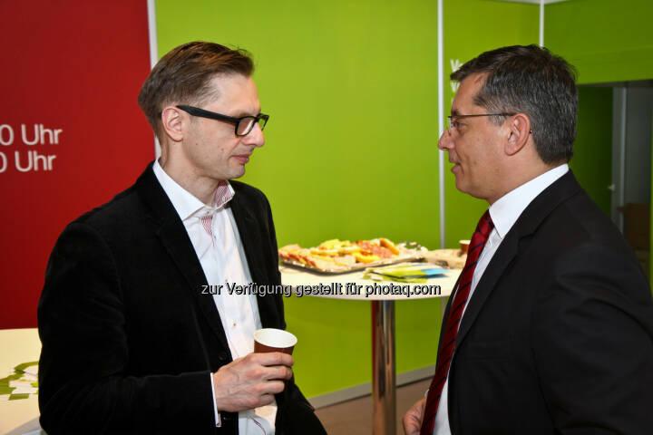 Andreas Kern (links)