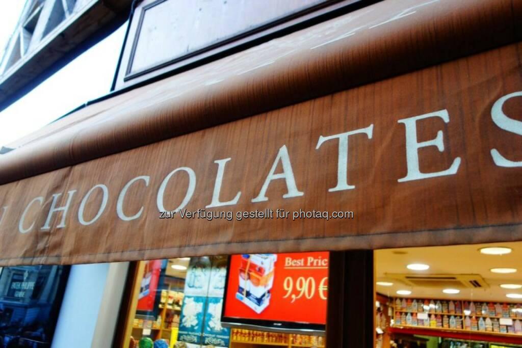 Schokolade, © Dirk Herrmann (15.04.2014)