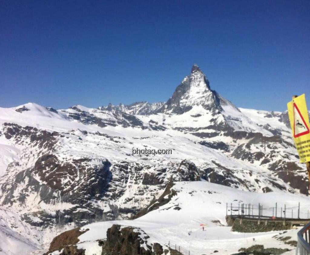 Schweiz Matterhorn (by Gernot Heitzinger) (16.04.2014)