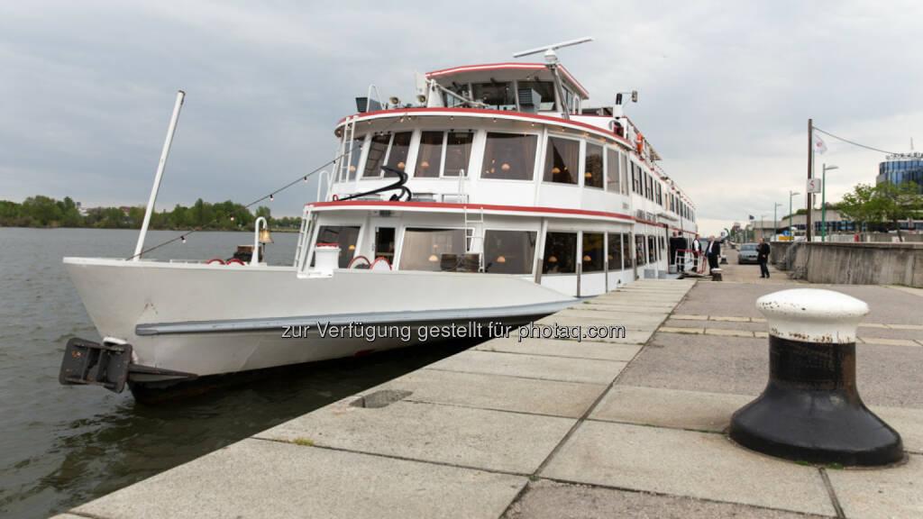 Die MS Admiral Tegetthoff, Schiff, Donau, &copy; Texte und Bilder von <a href=