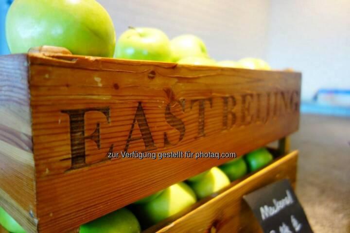 Apfel, Äpfel, China, Peking