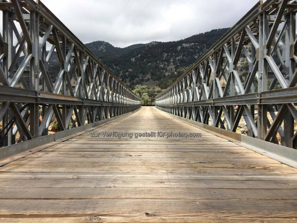 Brücke, © Martina Draper (22.04.2014)