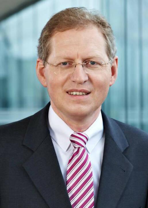 Klaus Schmitt (Chief Operating Officer), Patrizia Immobilien