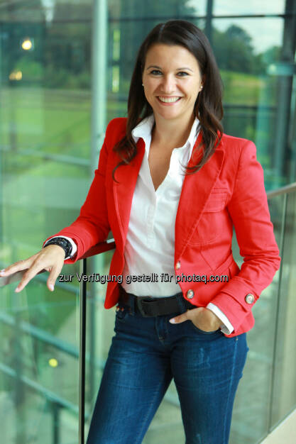 Marion Stelzer-Zöchbauer, Head of Media Sales, styria digital one - Styria Digital Holding GmbH: styria digital one steigert Visits um 54% (c) Elke Mayr (23.04.2014)
