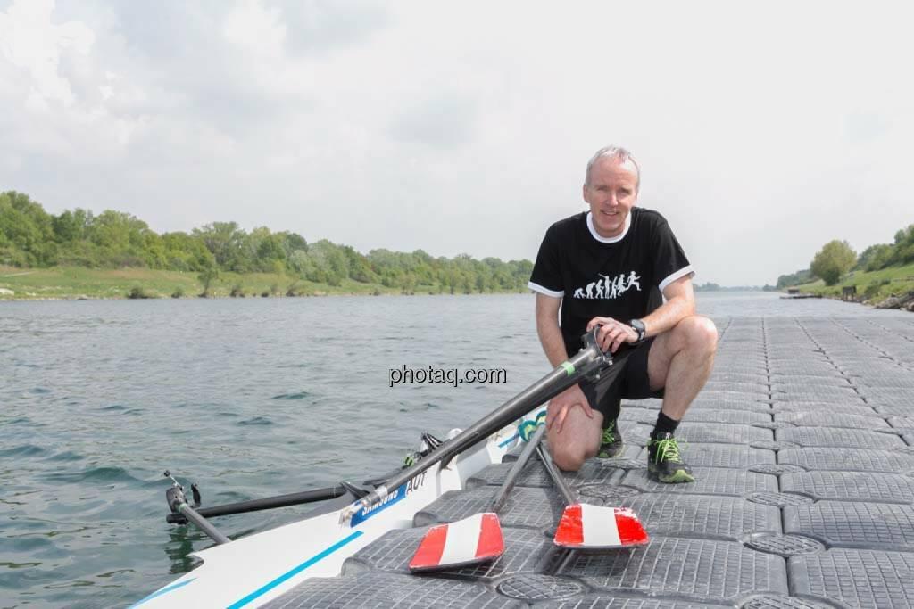 Christian Drastil, Sport und Business, rot-weiss-rot, Runplugged Evolution, © finanzmarktfoto.at/Martina Draper (27.04.2014)