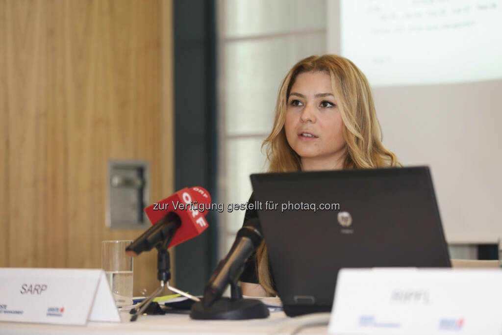 Sevda (Türkei-Aktienanalystin der Erste Asset Management) (27.04.2014)