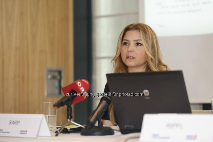 Sevda (Türkei-Aktienanalystin der Erste Asset Management)