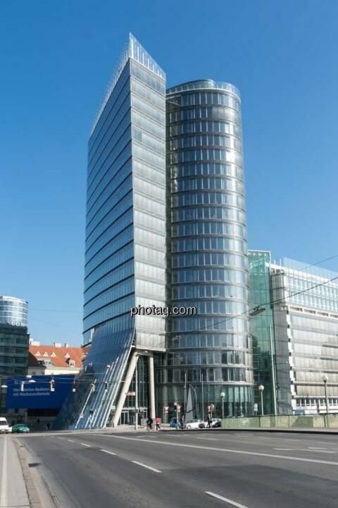 Wien, Uniqa Tower