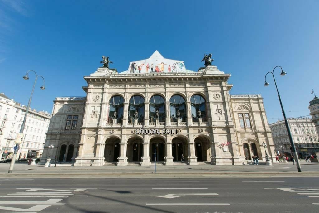 Wien, Wiener Staatsoper, © finanzmarktfoto.at/Martina Draper (27.04.2014)