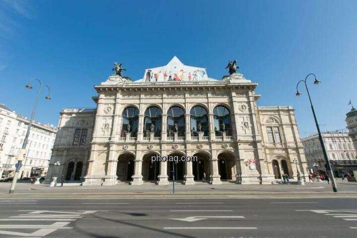 Wien, Wiener Staatsoper