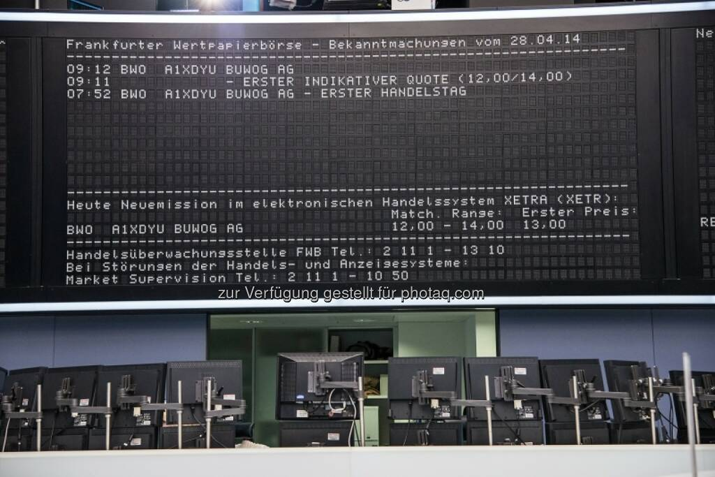 Bildschirm, Buwog, © Immofinanz (29.04.2014)