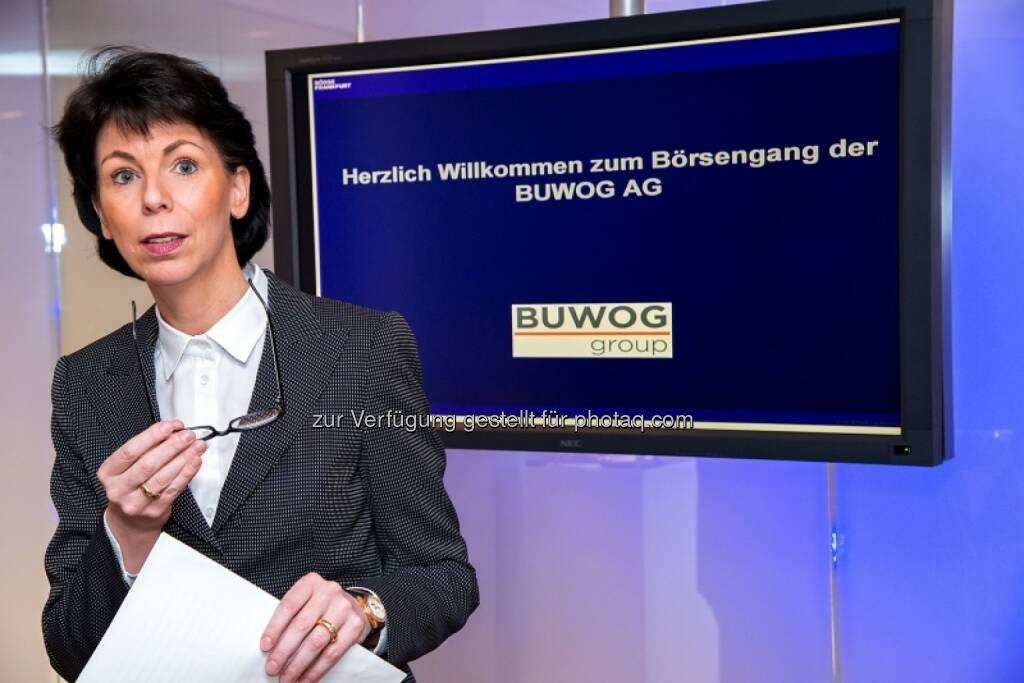Hauke Stars (Deutsche Börse), © Immofinanz (29.04.2014)