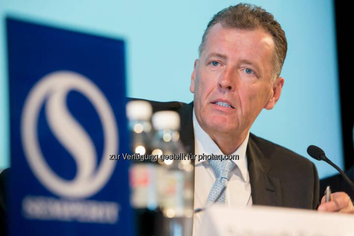 Thomas Fahnemann (CEO Semperit AG) - Semperit AG Holding Hauptversammlung beschließt 0,90 EUR Dividende plus 0,30 EUR Jubiläumsbonus je Aktie (Bild: Semperit)