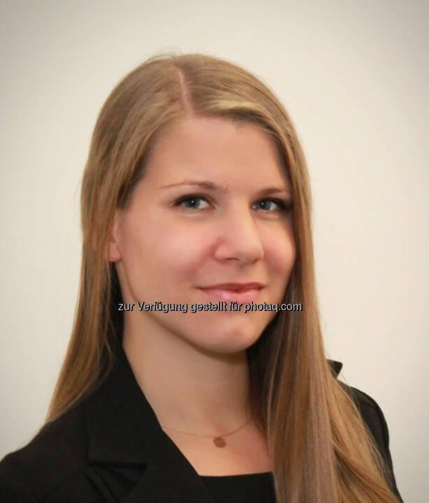 Julia Resch ist neuer Head of Media Relations der Vienna Stock Exchange (c) Wiener Börse