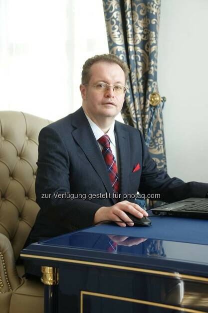 Gregor Rosinger, CEO Rosinger Group (Bild: Rosinger Group) (01.05.2014)