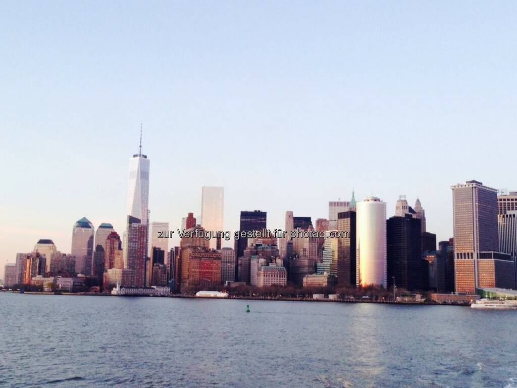 Skyline New York, © Sylvia Dellantonio (01.05.2014)