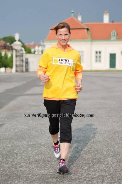 Kristina Sprenger, © Licht für die Welt (02.05.2014)
