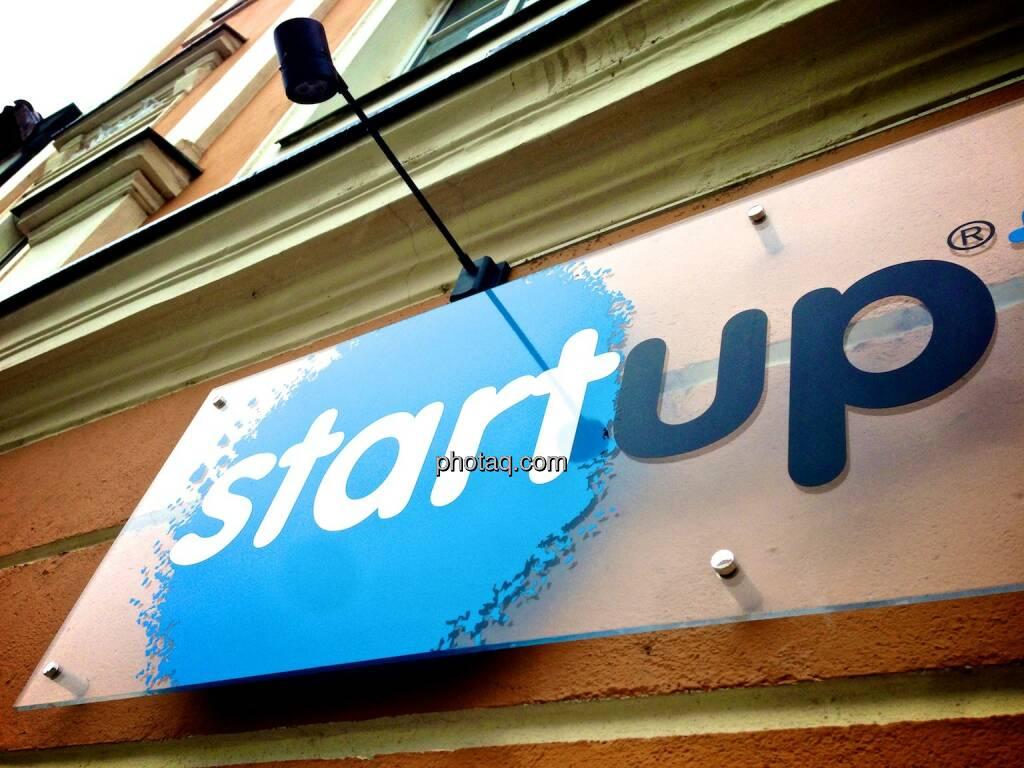 startup, start up (03.05.2014)