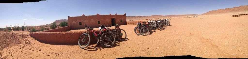 Räder, Fahrrad, Wüste (03.05.2014)