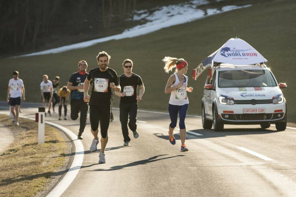 Wings for Life World Run, © Wings for Life World Run / Red Bull (04.05.2014)