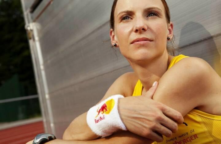 Sabrina Mockenhaupt - Red Bull Content Pool