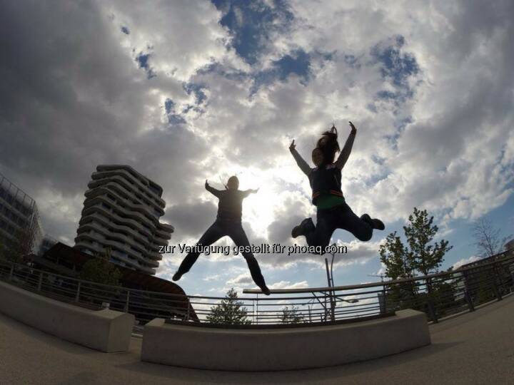 Jump, Sprung