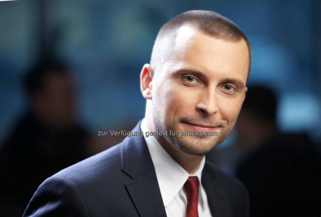 Coface: Lukasz Kilinski neuer Regional Commercial Director für die Region Zentraleuropa  (05.05.2014)