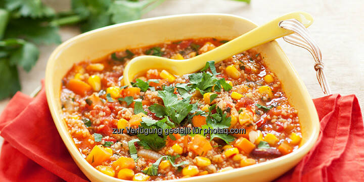 Chili con Couscous - http://www.kochabo.at/chili-con-couscous/