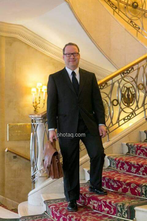 Max Otte, Direktor IFVE Institut für Vermögensentwicklung GmbH