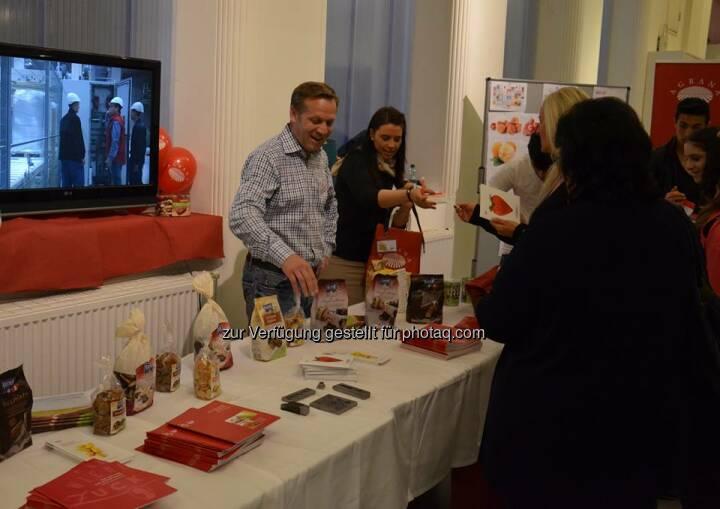 Agrana: Die Talentetage im Technischen Museum waren auch heuer wieder ein großer Erfolg. Der Agrana-Stand konnte sich über zahlreiche interessierte und wissbegierige Besucher freuen.  Source: http://facebook.com/AGRANA.Group
