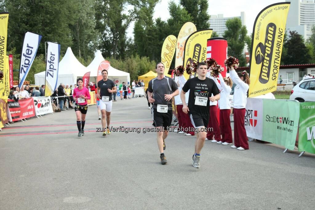 Wiener Herzlauf, © leisure.at/Arman Rastegar (06.05.2014)