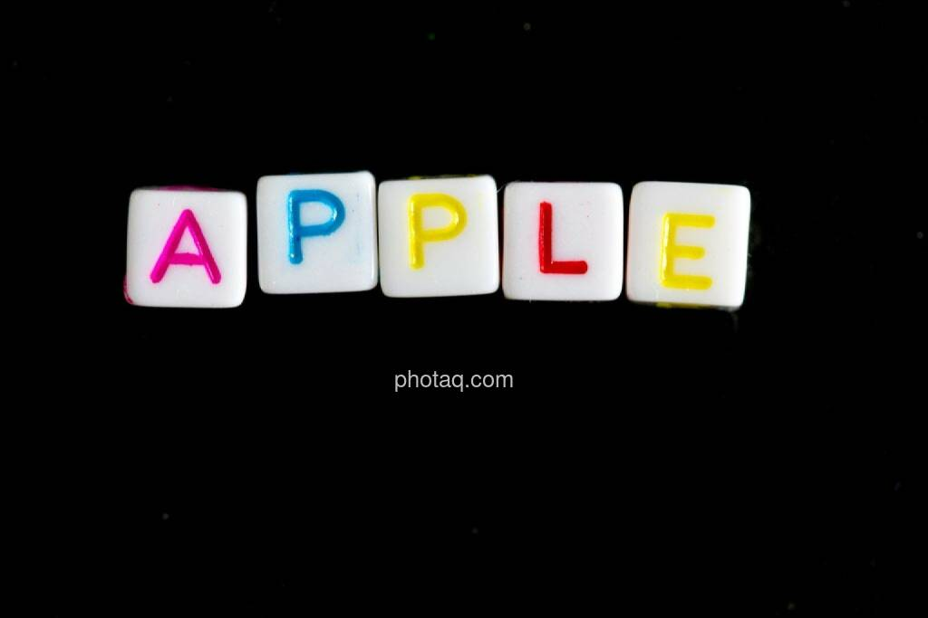 Apple, © finanzmarktfoto.at/Martina Draper (07.05.2014)