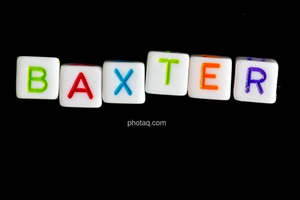 Baxter, © finanzmarktfoto.at/Martina Draper (07.05.2014)