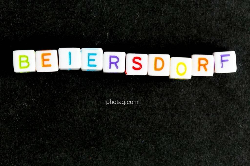 Beiersdorf, © finanzmarktfoto.at/Martina Draper (07.05.2014)