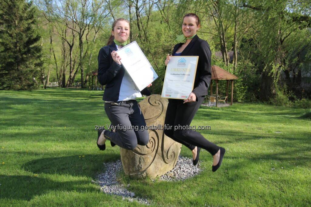 Jump: Seminar- und Eventhotel Krainerhütte: Medaillenregen für die Krainerhütte, © Aussendung (09.05.2014)