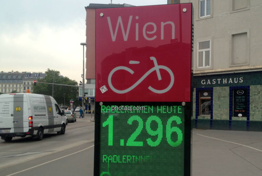 Wien, Fahrrad (09.05.2014)