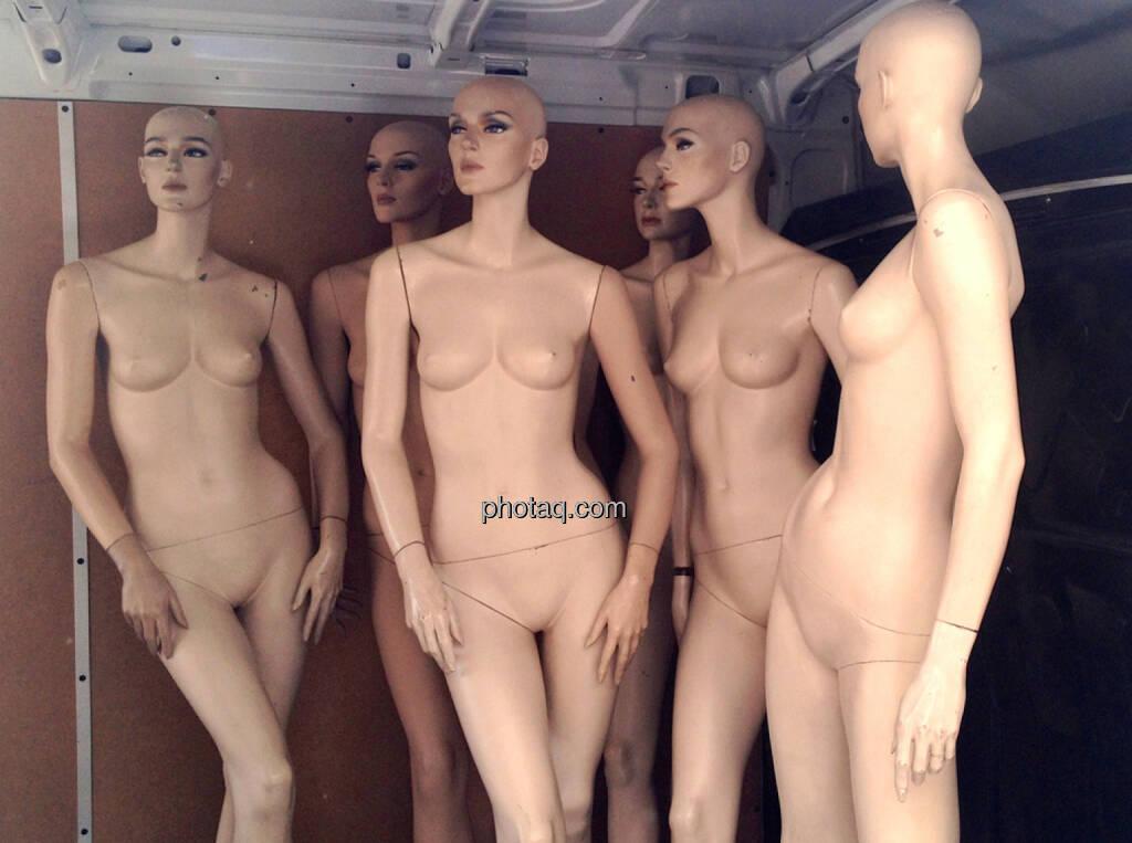 Models, Puppen, Menge (09.05.2014)