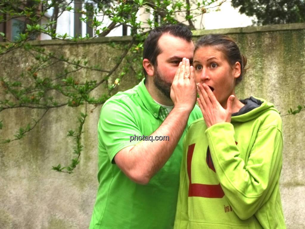 wikifolio whispers: Stefan Greunz, Christina Oehler (09.05.2014)