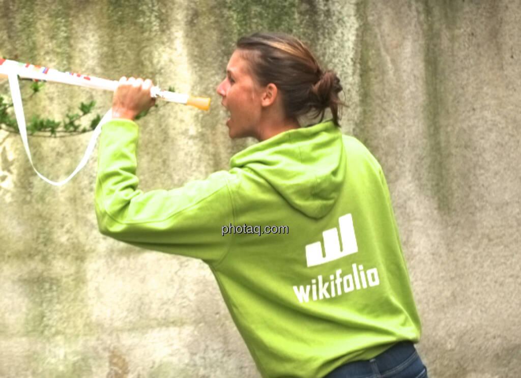 wikifolio whispers: Christina Oehler (09.05.2014)