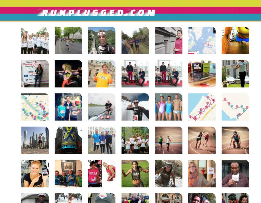 (WEB) Runplugged Bildermashup - http://runplugged.com/mashup (10.05.2014)